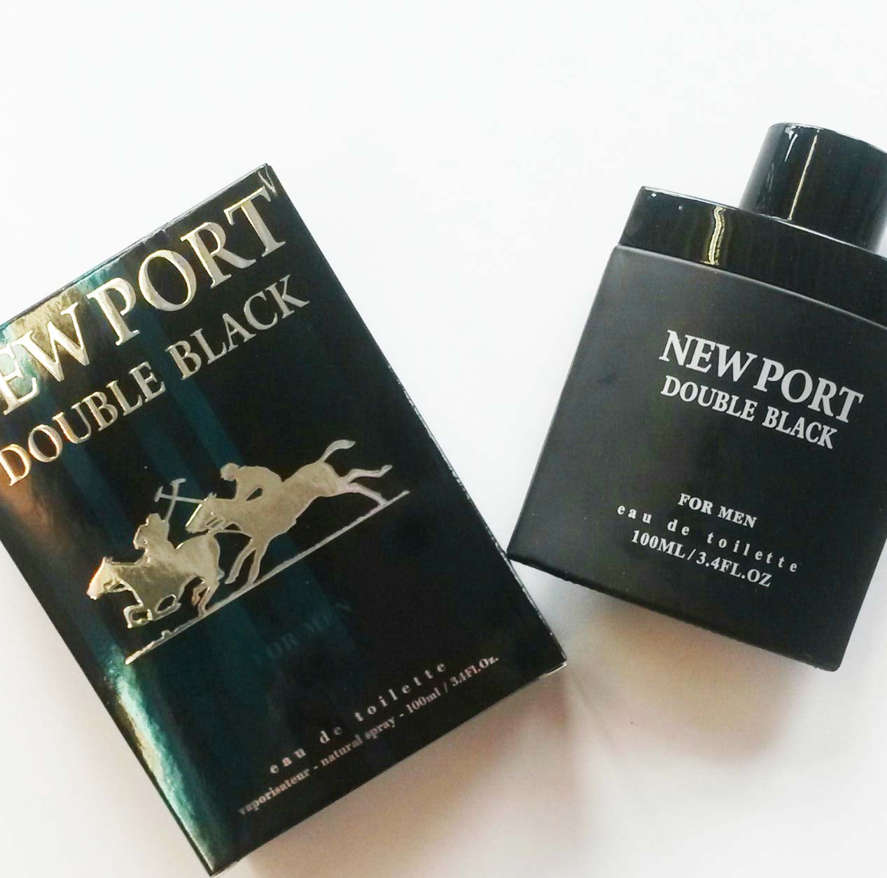 New Port Double Black